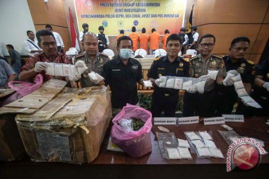 BC Kepri gagalkan penyelundupan 30 kilogram sabu-sabu