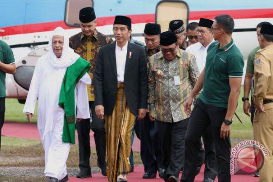 Presiden Hadiri Acara Muktamar Jatman