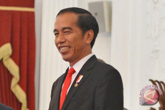 Presiden Jokowi lantik gubernur-wakil gubernur Kepulauan Riau