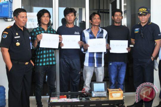 Penyidikan Kasus Kapal Malaysia