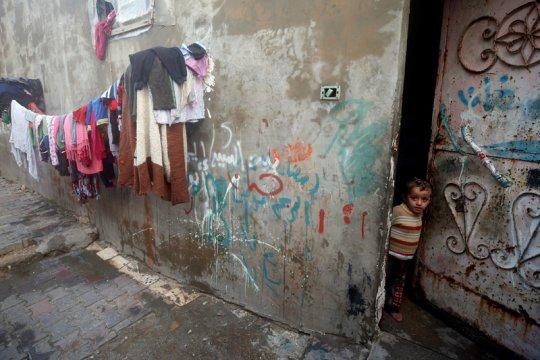 Sahabat Palestina Memanggil salurkan bantuan ke Tepi Barat