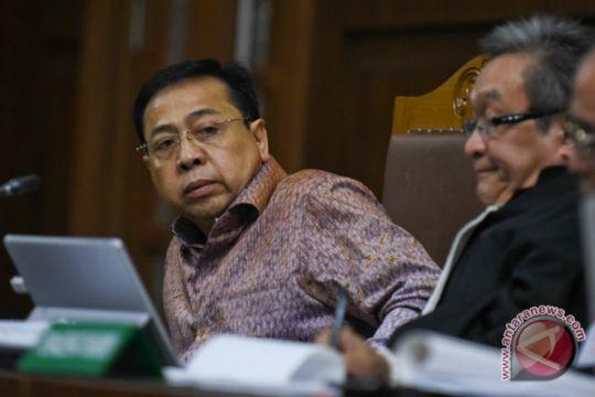 Pengacara: Setya Novanto perlu keberanian akui keterlibatannya