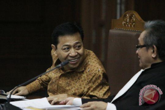 """Setya Novanto merasa """"anak kos"""" di tahanan KPK"""