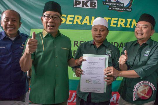 SK PKB Dukung Ridwan Kamil
