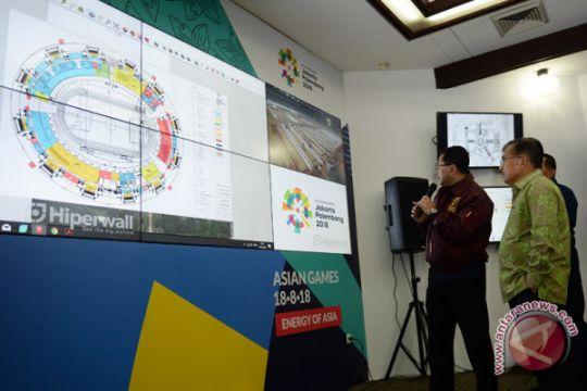 INASGOC minta jaminan listrik-akses telekomunikasi untuk Asian Games