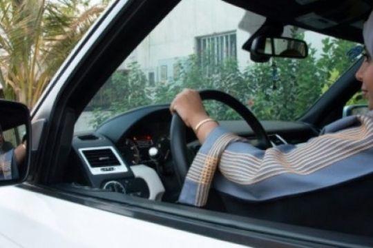 Showroom mobil perempuan pertama dibuka di Arab Saudi