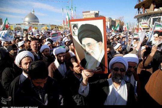 AS akhiri kesepakatan persahabatan dengan Iran setelah putusan pengadilan PBB