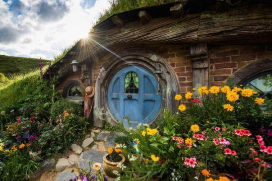 """Serial TV """"Lord of the Rings"""" syuting di Selandia Baru"""