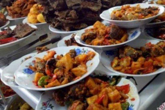 Padang ingatkan pemilik rumah makan murah perhatikan keamanan pangan