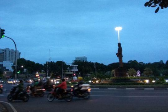 Jakarta diprakirakan berawan, Bekasi-Bogor hujan