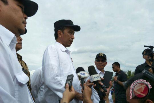 Presiden tawarkan opsi relokasi atasi KLB Papua