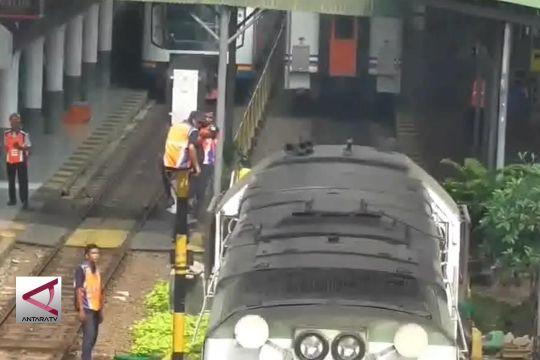 Jalur Ganda KA Medan-Kualanamu Segera Rampung