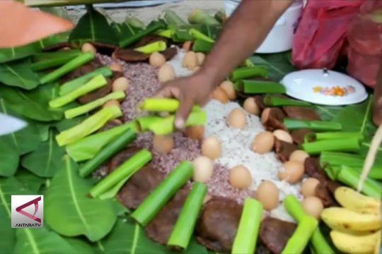 Nelayan di Baubau Gelar Ritual Tolak Bala