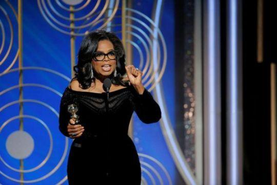 Oprah tegaskan dia takkan mencalonkan diri jadi presiden