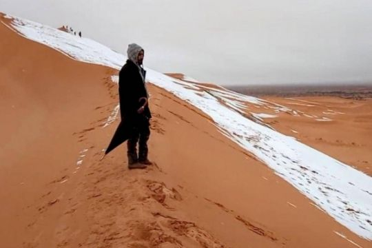 Uni Eropa janjikan dana untuk lindungi cagar alam Ennedi