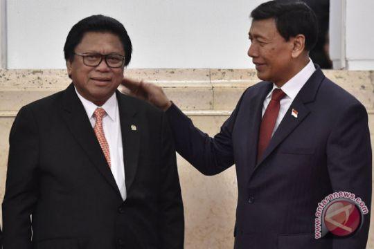 Sigma yakini konflik Hanura tak pengaruhi Jokowi