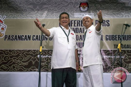 Golkar optimistis 70 persen suara Karawang untuk Deddy-Dedi