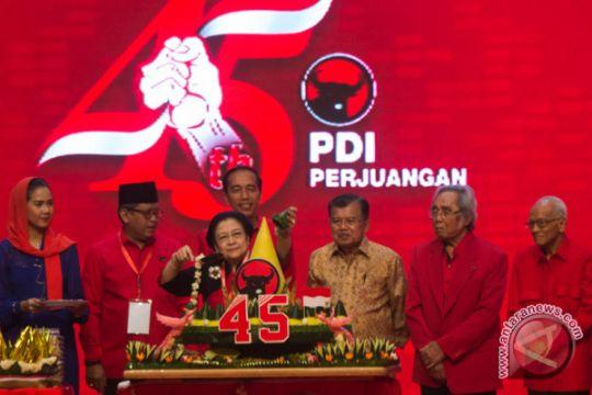 Ulang tahun ke-71 Megawati dirayakan dengan pagelaran teater