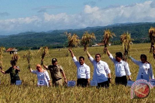 Mentan sebut produksi beras Jabar 800.000 ton