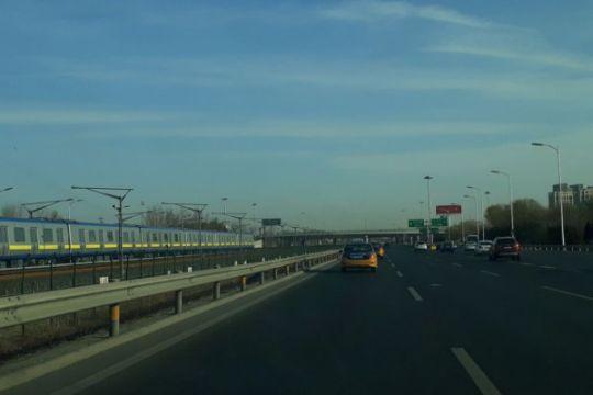 "Beijing punya ""jalan lingkar ketujuh"" untuk kurangi macet"