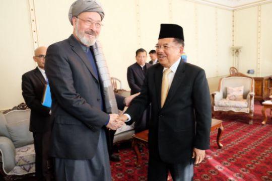 Di Afghanistan, Wapres berbagi pengalaman persatuan Indonesia