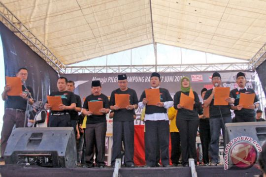 Partai Demokrat berencana laporkan kecurangan pilgub Lampung