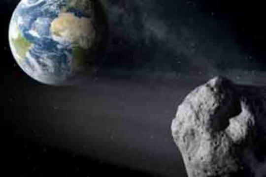 Peneliti LAPAN: Asteroid mendekat bukan berarti akan menabrak Bumi