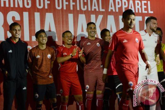 Persija gandeng Specs untuk seragam baru, Bhayangkara bersama Umbro