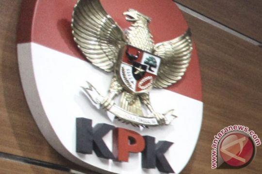 Bupati Lampung Tengah dibawa ke KPK