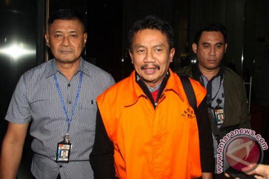 KPK limpahkan Bupati Jombang nonaktif ke penuntutan