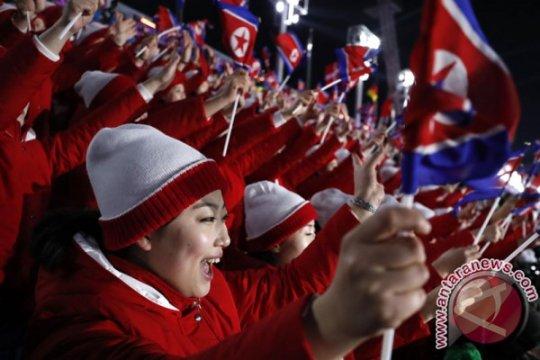 IOC belum terima kabar resmi Korea Utara absen di Olimpiade Tokyo