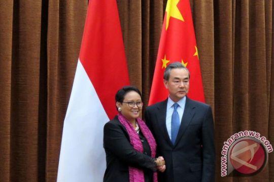 Kunjungan Kehormatan Menlu RI Kepada PM China