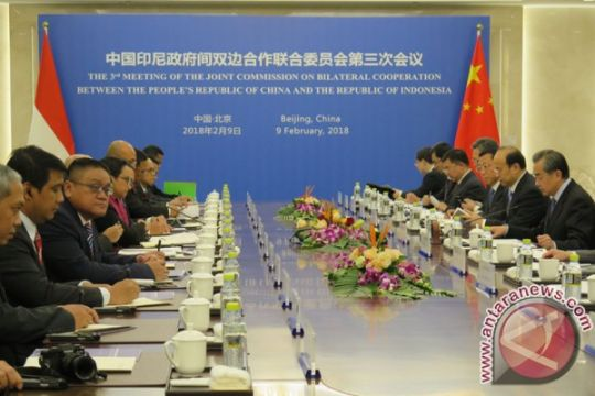 Menlu Retno dijadwalkan bertemu PM China