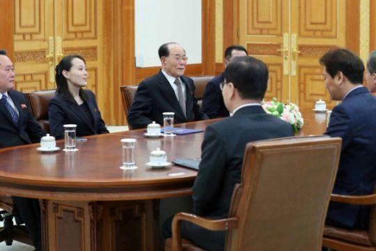 Korea Utara peringatkan AS untuk hentikan permainan perang