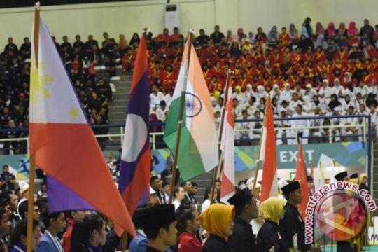 10 negara ikuti uji coba pencak silat Asian Games