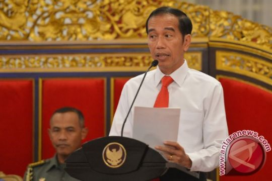 Presiden belum tanda tangani revisi UU MD3