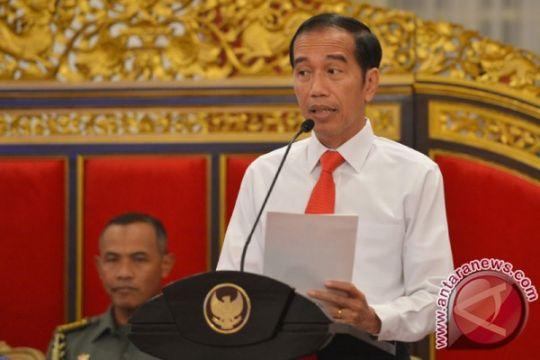 Presiden tekankan pentingnya kepastian hukum dalam pembangunan