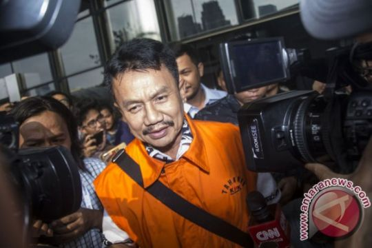 KPK perpanjang penahanan Bupati Jombang nonaktif