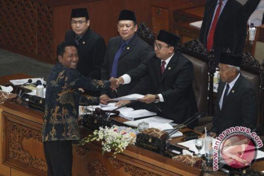 DPR: UU MD3 sah meski Presiden tidak teken