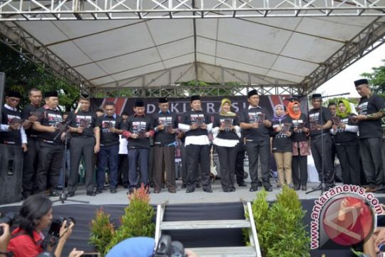 Tiga cagub Lampung desak Bawaslu, SG tangani politik uang