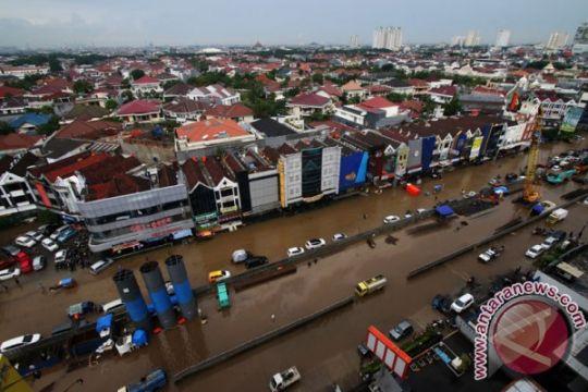 BNPB : ribuan rumah terendam banjir di Kota Bekasi