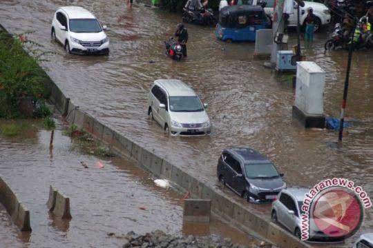 BPBD Jakarta: Antisipasi hujan lebat pada Senin