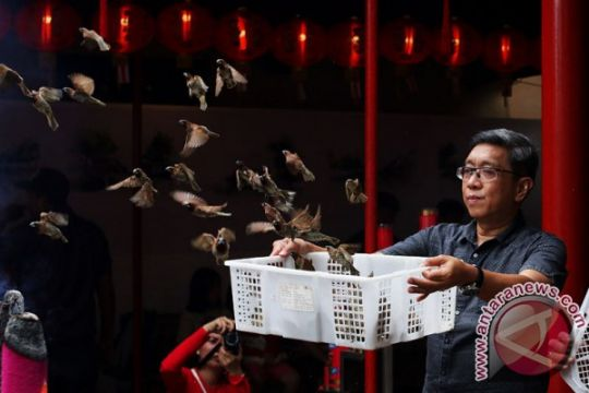 Tahun Baru Imlek warga Tionghoa pererat persatuan