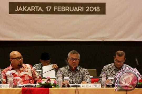 Warna-warni selebrasi bos-bos parpol rayakan nomor urut Pemilu 2019