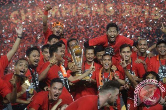Tampines waspadai kecepatan pemain Persija Jakarta