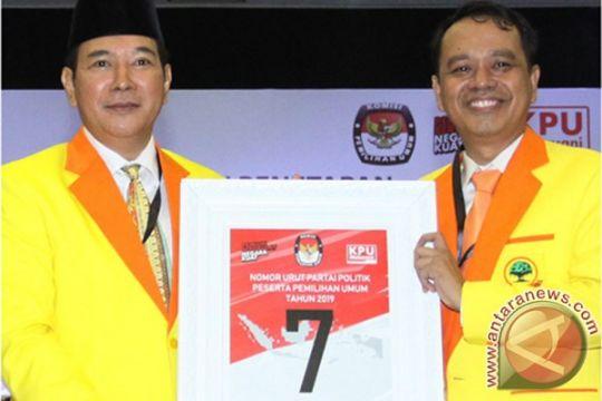 Nestapa Partai Berkarya tak boleh pasang foto Suharto