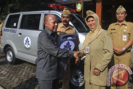 Ramadhan berbagi Taspen sebar 25.000 paket sembako