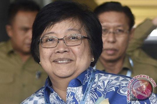 Menteri Siti Nurbaya deg-degan hadapi bulan rentan Karhutla