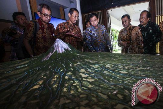 Aktivitas Gunung Merapi dinyatakan masih landai