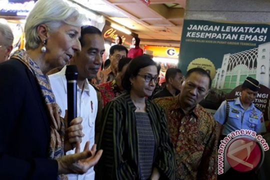 IMF sebut ekonomi Indonesia berjalan sangat baik
